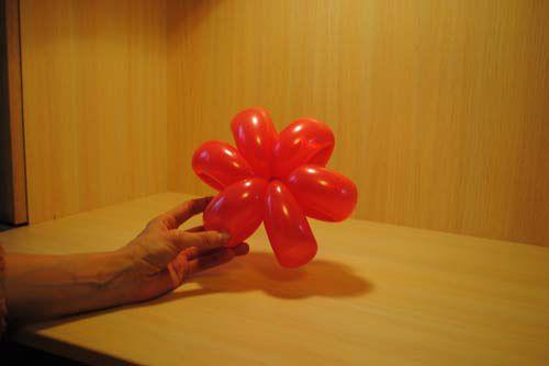 Твистинг - фигурки из скручиваемых шаров 9
