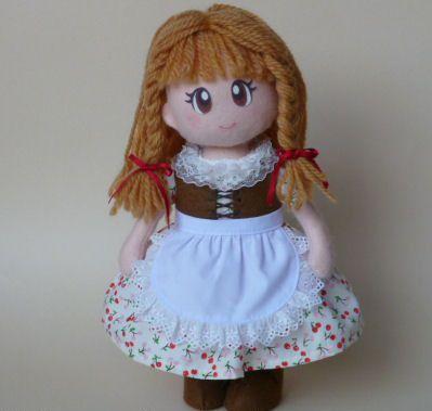 Как сделать куклу своими руками 33