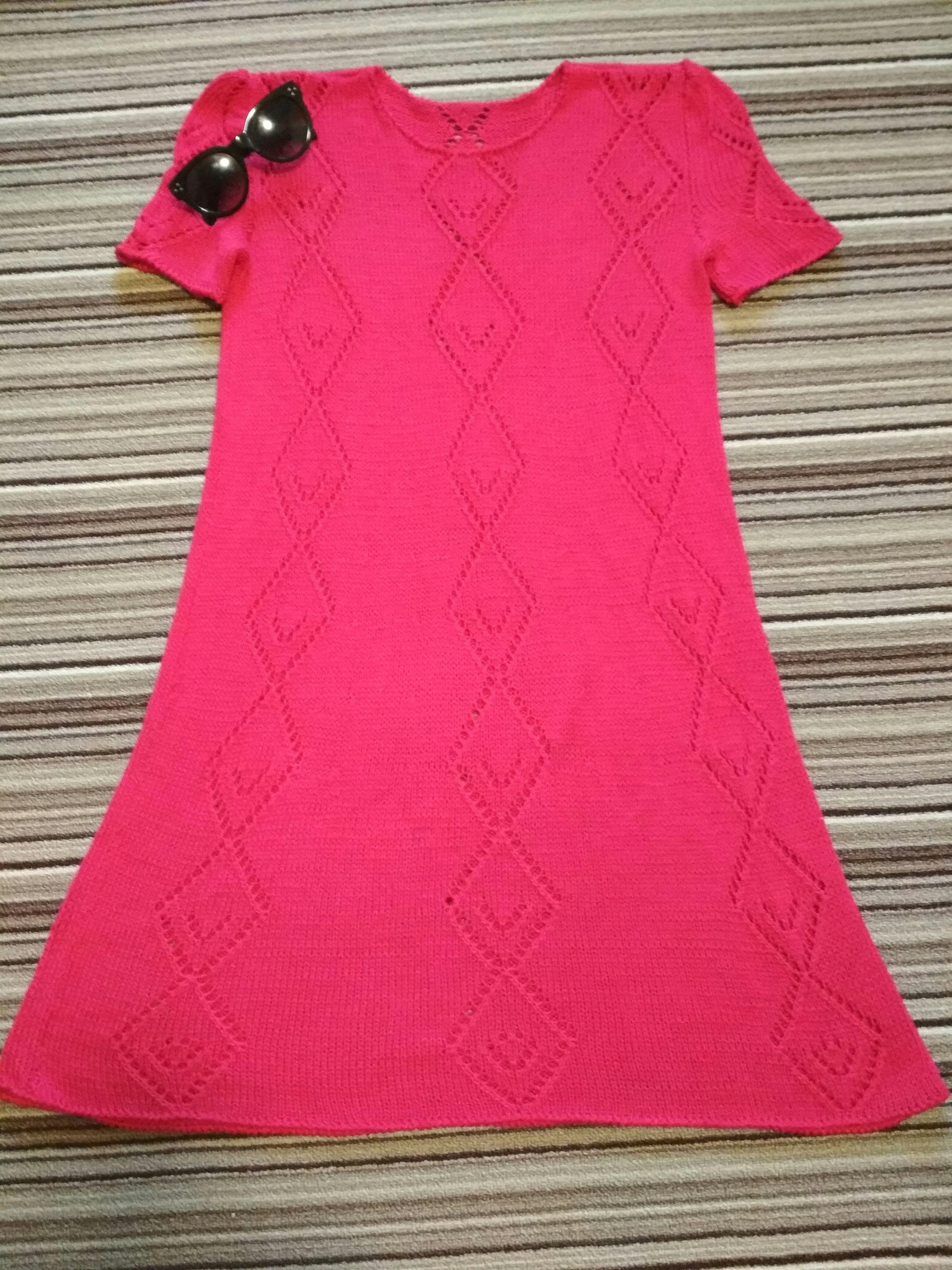 платьевязаное платье платьекрасное