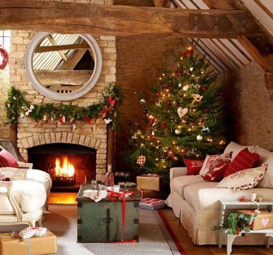 Уютные украшения для дома