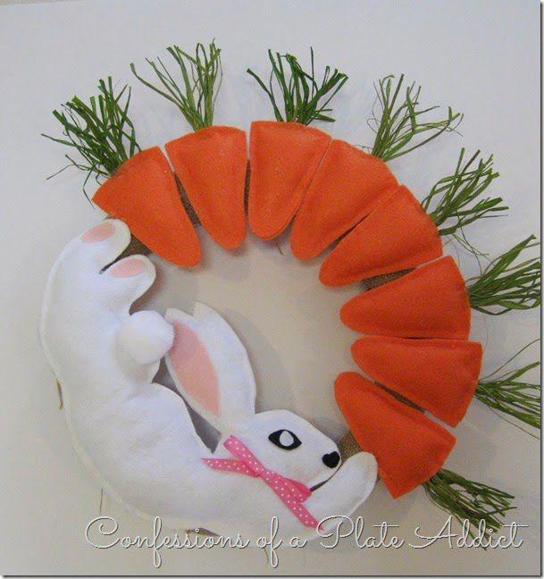 дома декора для дом идеи пасха венок руками своими пасхальный праздники