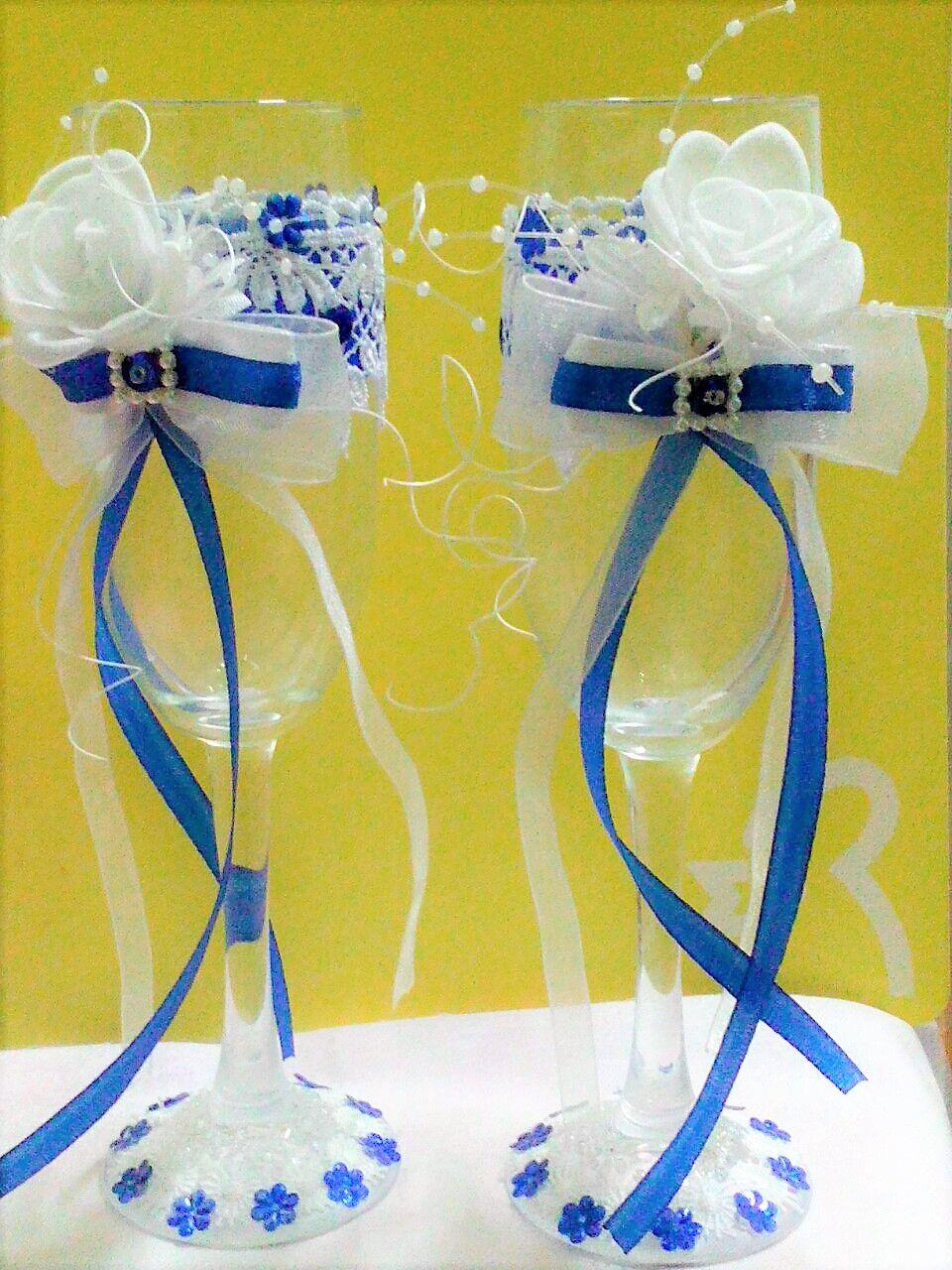 свадьба молодым бокалы эксклюзив подарок