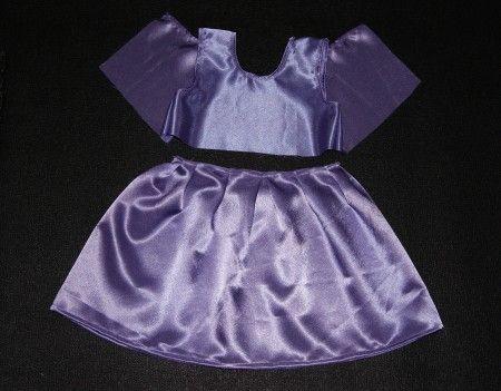 Платье для девочки своими руками 5