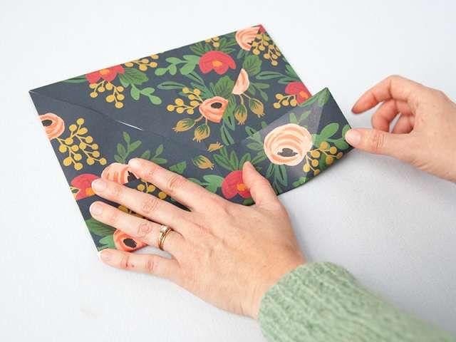 Как сделать подарочную коробку своими руками 10