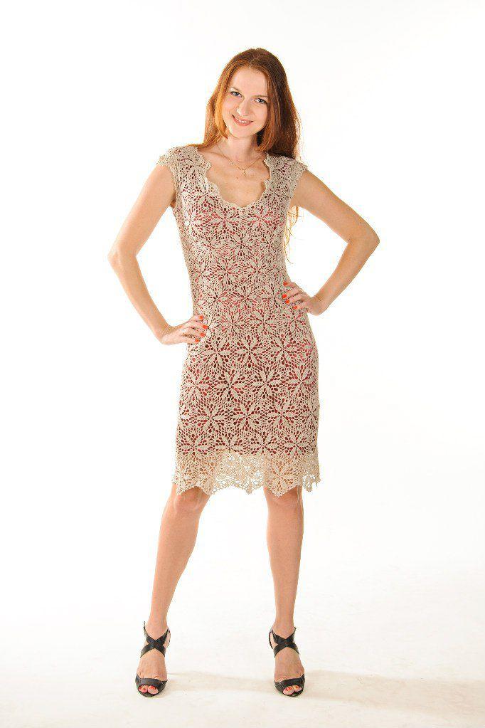 работаодежда платье ручная