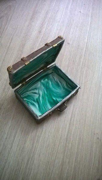 винтаж необычное шкатулка подарок ретро