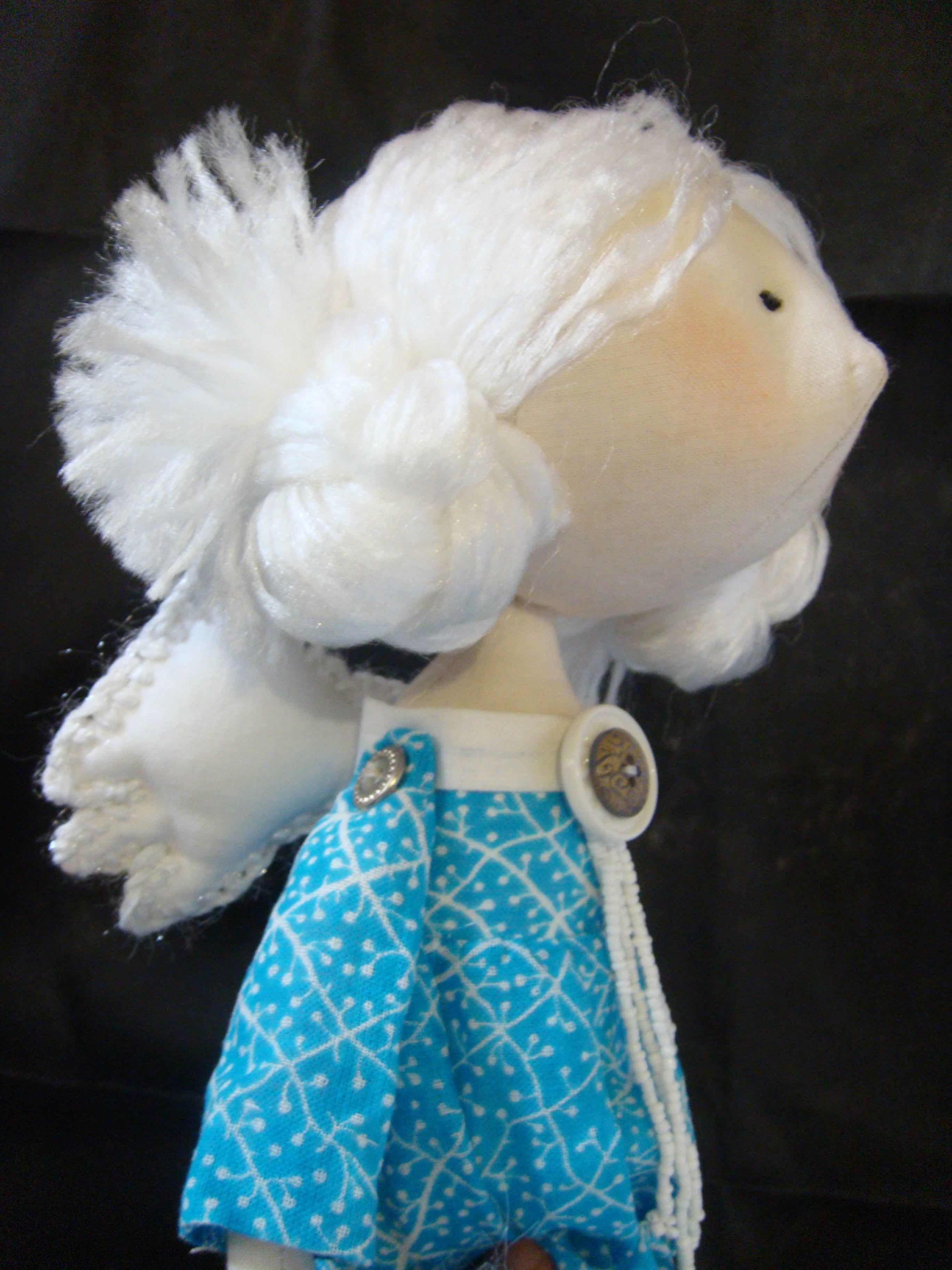 ручнаяработа игрушка кукла купитьподарок ангел handmade подарокдлядевушки авторскаякукла  блондинкабелыйкрыльяангелочекголубойталисманоберегдекордизайнинтерьераукрашениеинтерьера куклаангел купитькуклу подарокдлядевочки интерьернаякукла текстильнаякукла