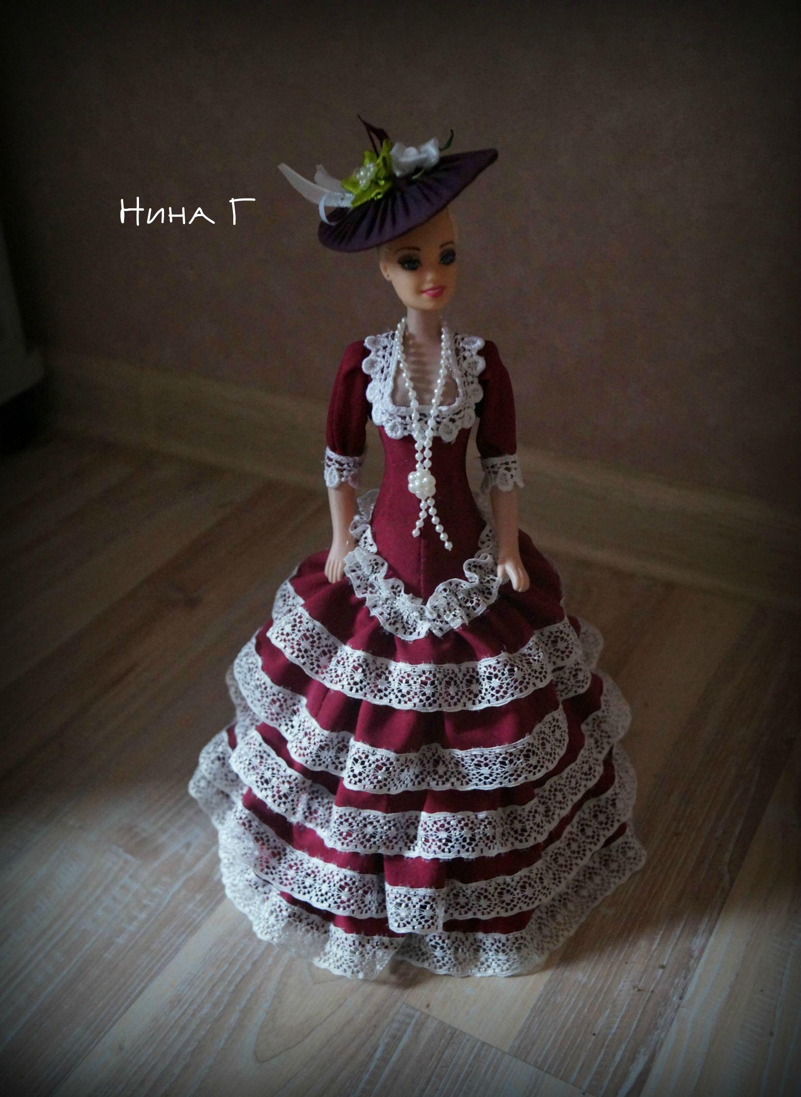 ручнаяработа подарок кукла красный шкатулка белый