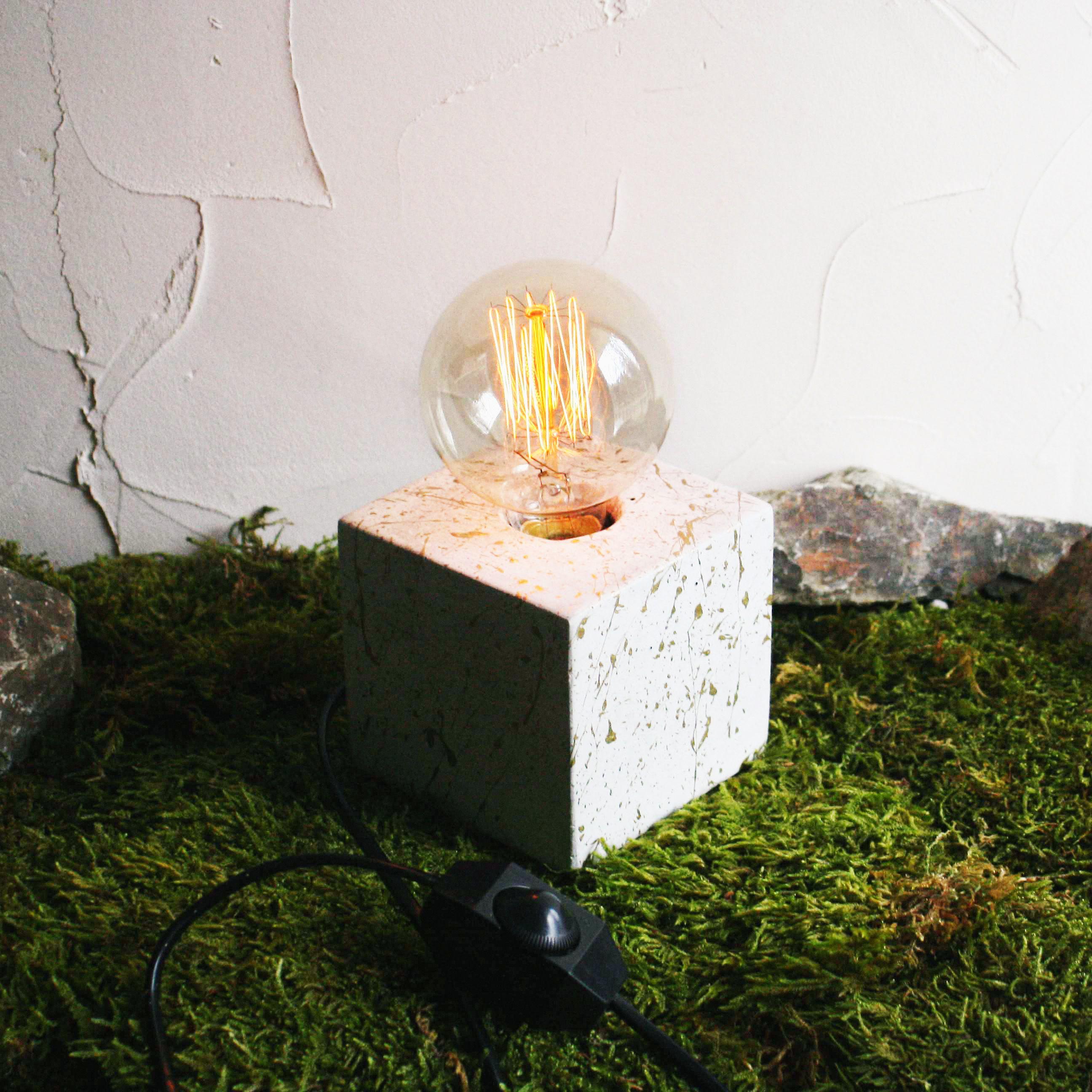 подарок лампа светильник ночник свет геометрия gift geometric