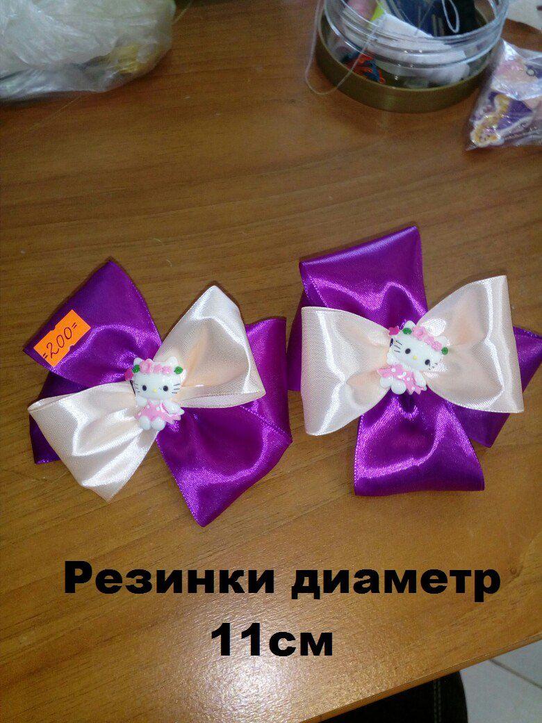подарок детей украшения волос сувенир для девочки резинка резинки школьницы