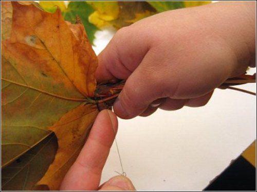 Поделки из природного материала своими руками 12