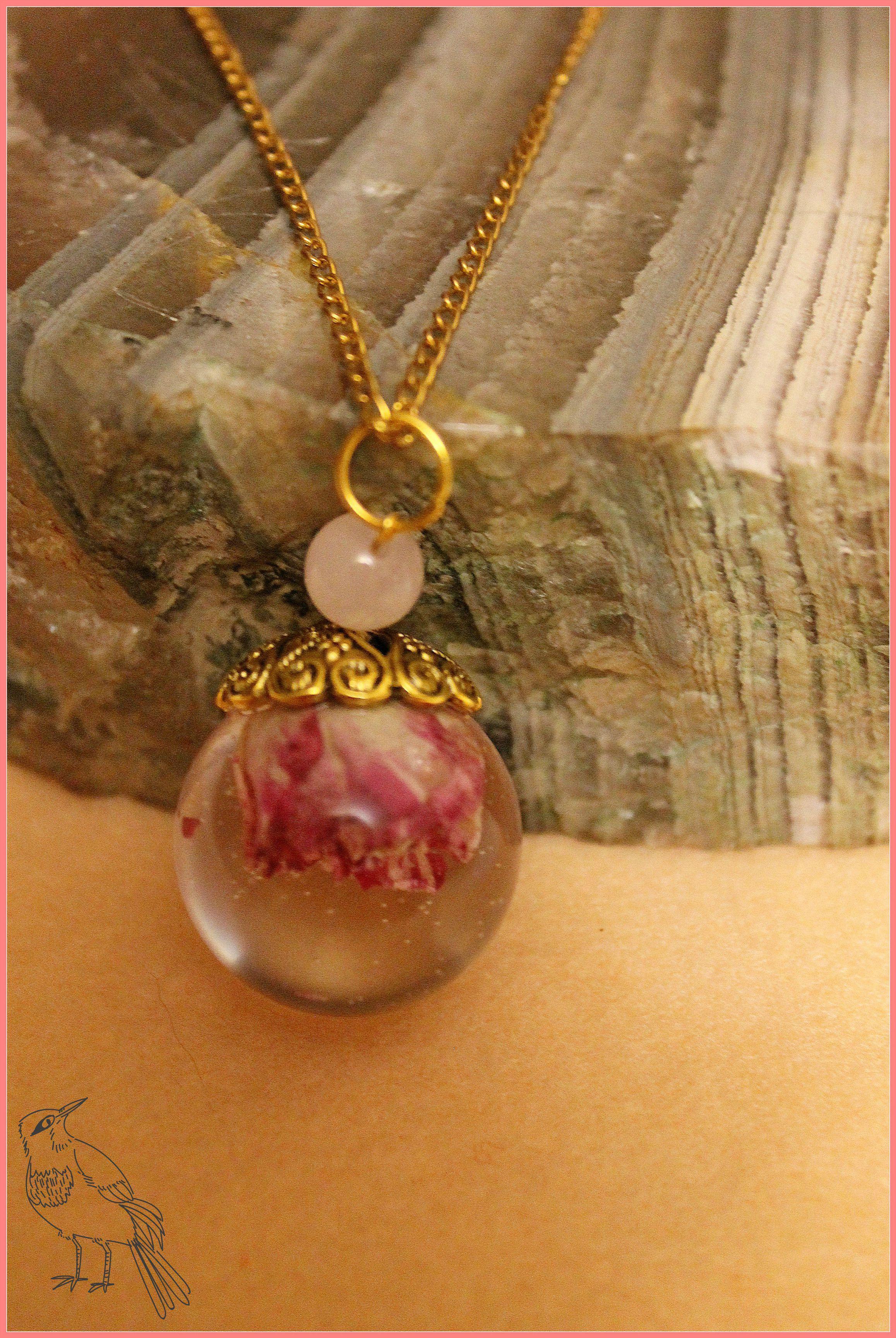 бутон подарок ювелирнаясмола украшение роза сухоцветы девушке цветы бижутерия