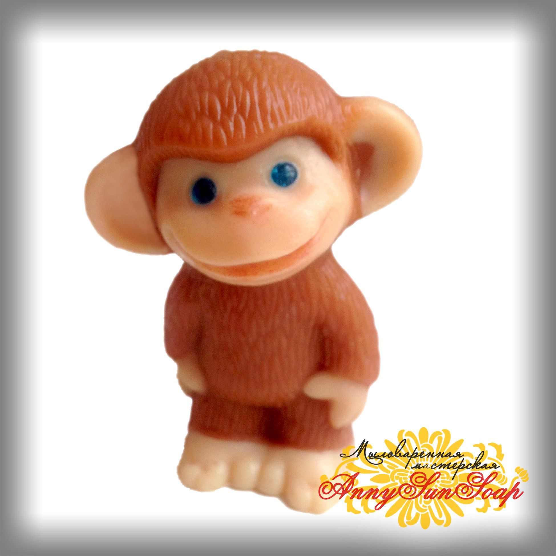 обезьяна подарок символгода мартышка макака символгода2016 животные подарки