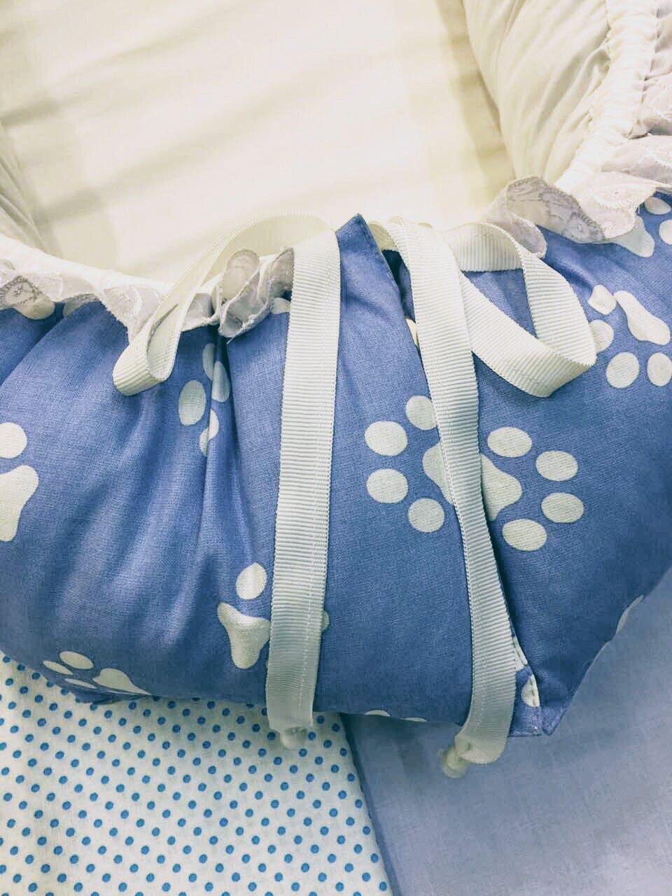 шитье новорожденные бязь гнездышко холлофайбер кокон дети