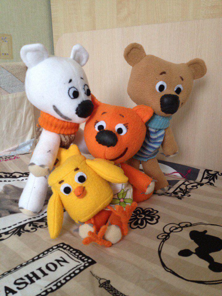 подаркидетям игрушки мимимишки