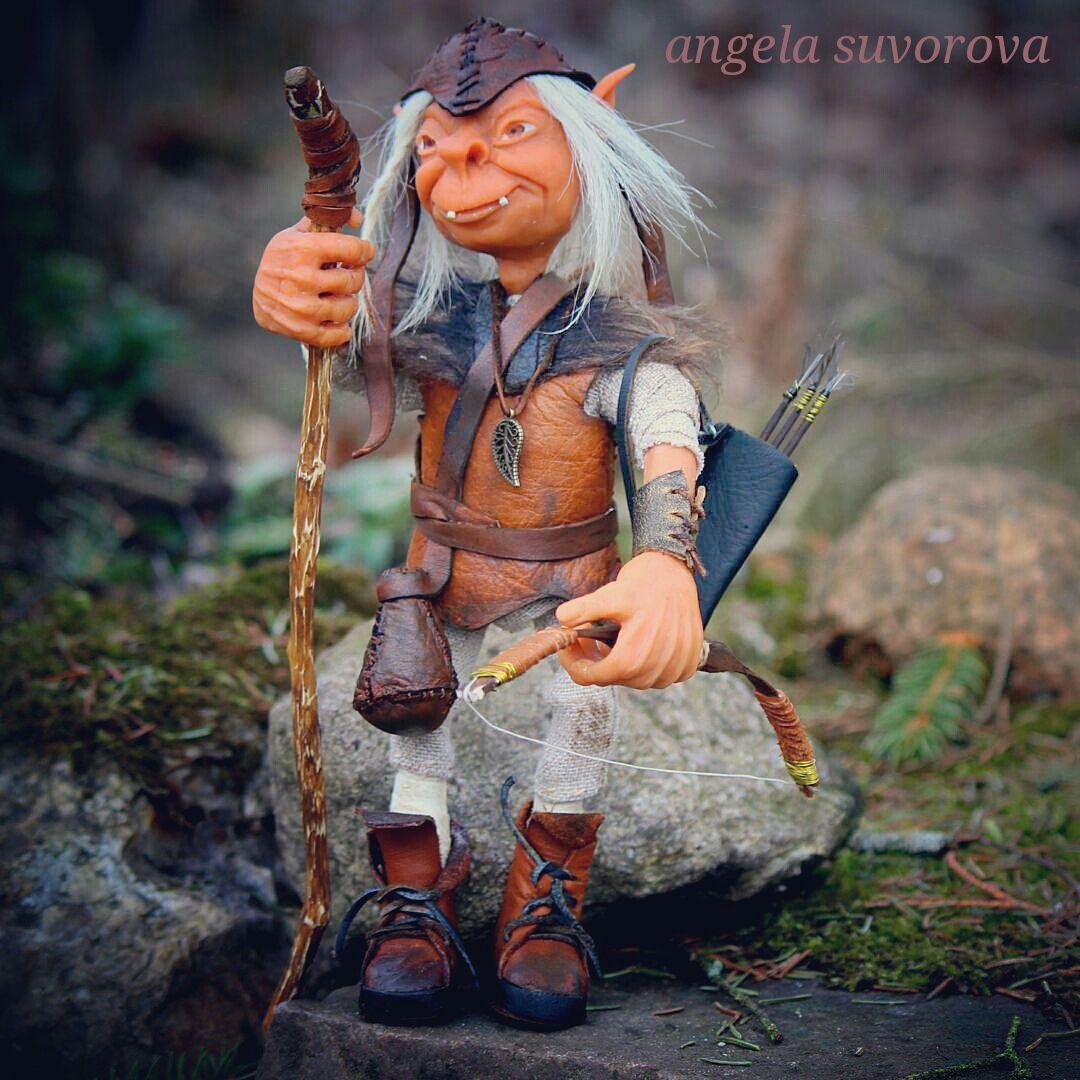 авторскаякукла handmade сувенир doll подарок