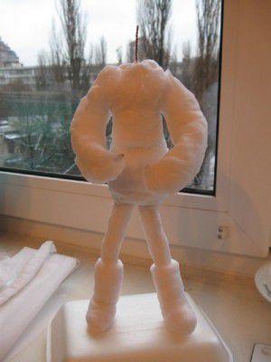 Снегурочка своими руками 2