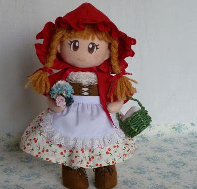 Как сделать куклу своими руками 36