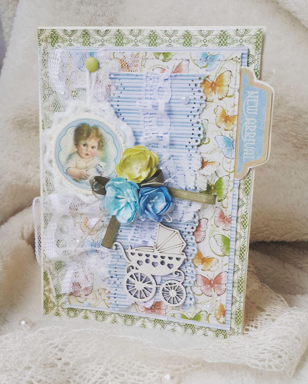 Премьерой, скрап открытки новорожденным