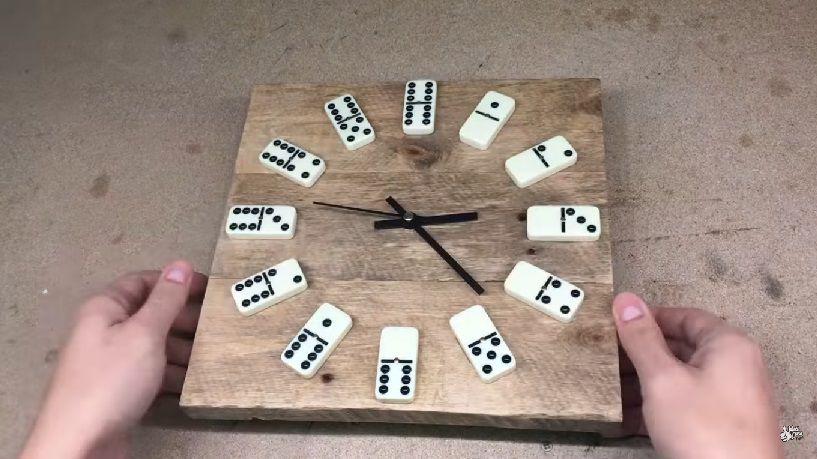 Domino из своими руками 36