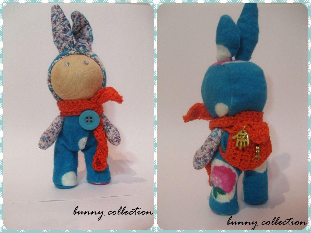 ручнаяработа игрушка дети интерьернаяигрушка новыйгод сувенир заяц подарок