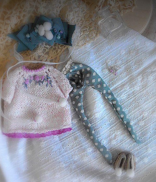 одежда для блайз одежка кукол