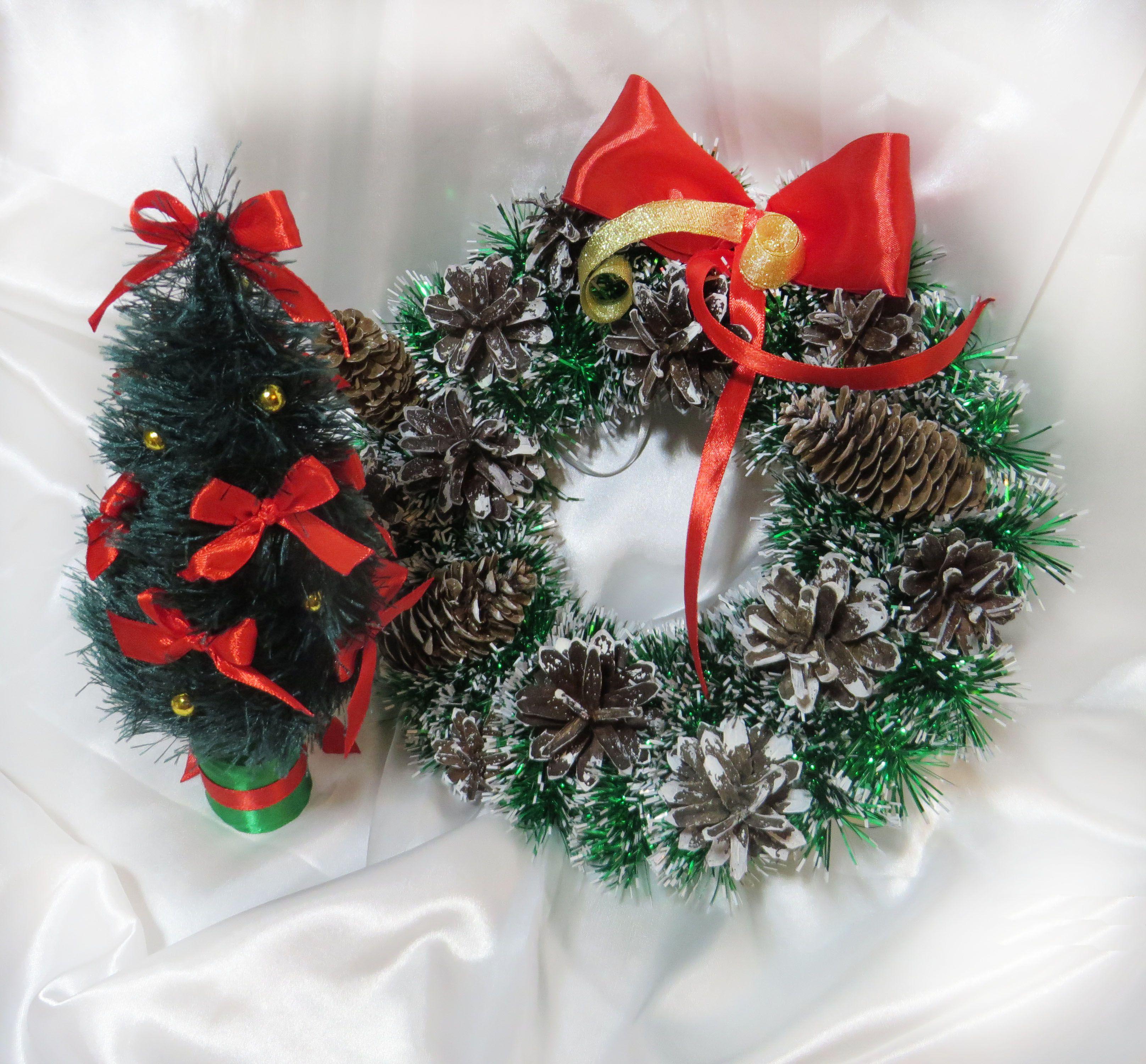 подарок год новогодний новый интерьерный сувенир венок
