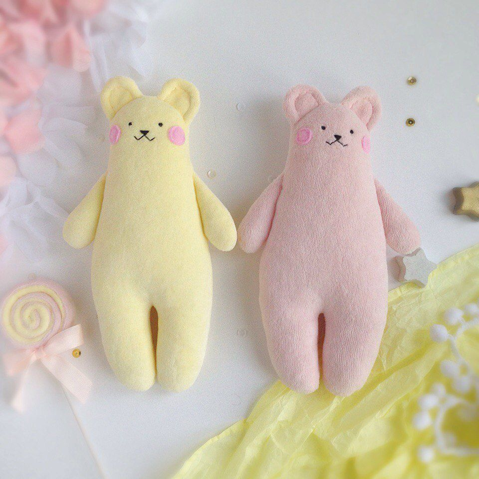 мягкаяигрушка дизайн newborn decor pink подарки милота design мишка ekaterinburg forbaby екб hugge желтый forkids cute близнецы двойняшки длявлюблённых розовый toy valentinesday bear teddybear baby