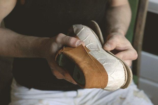 Обувь своими руками 26