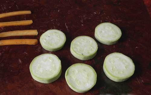 Поделки из овощей 12