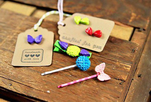 идеи своими декор подарки бижутерия руками кабошены подарков свечей заколки сделай сам