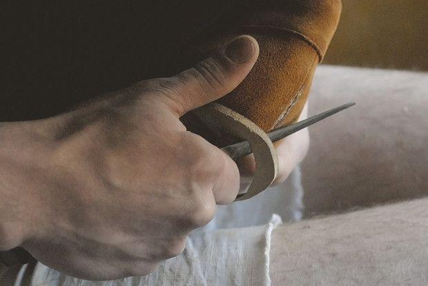 Обувь своими руками 22