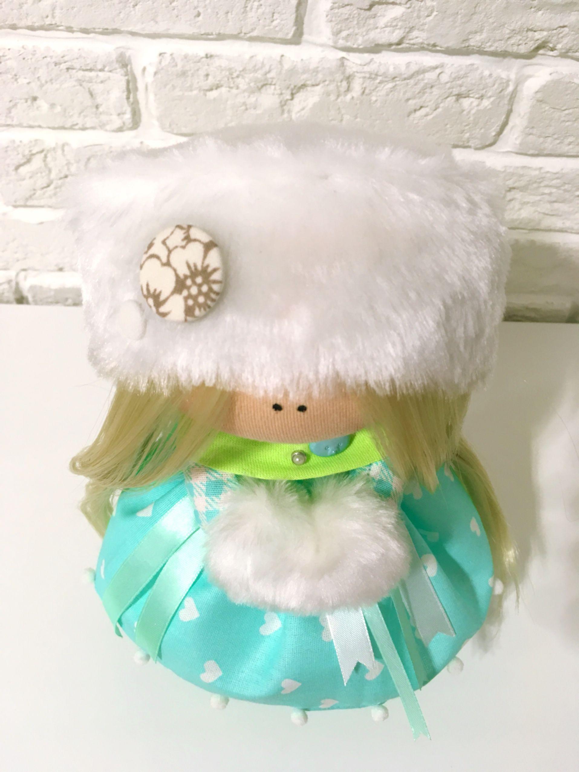куколка интерьерная декор дляинтерьера длядекора тыквоголовка интерьер подарок