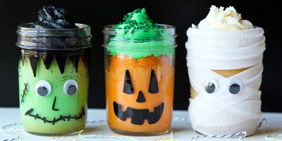вдохновение идея поделка праздник банка хеллоуин