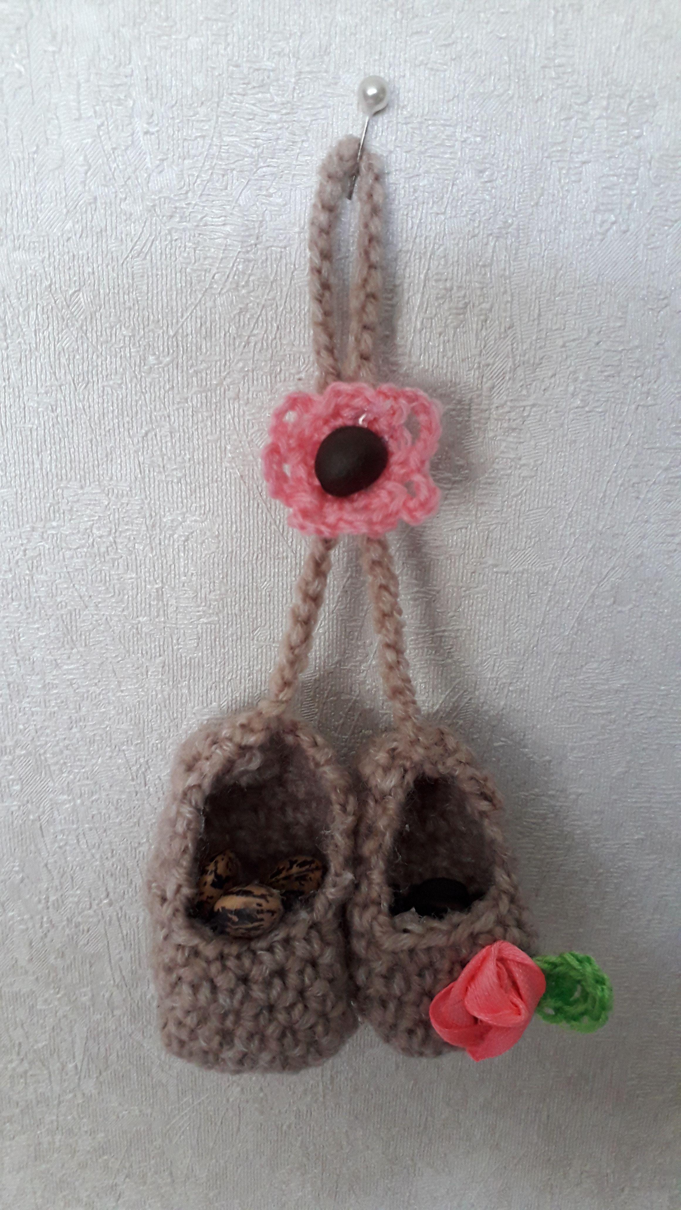 ручнаяработа подарок дома вязание для сувениры обереги пряжа лапти вязаниекрючком