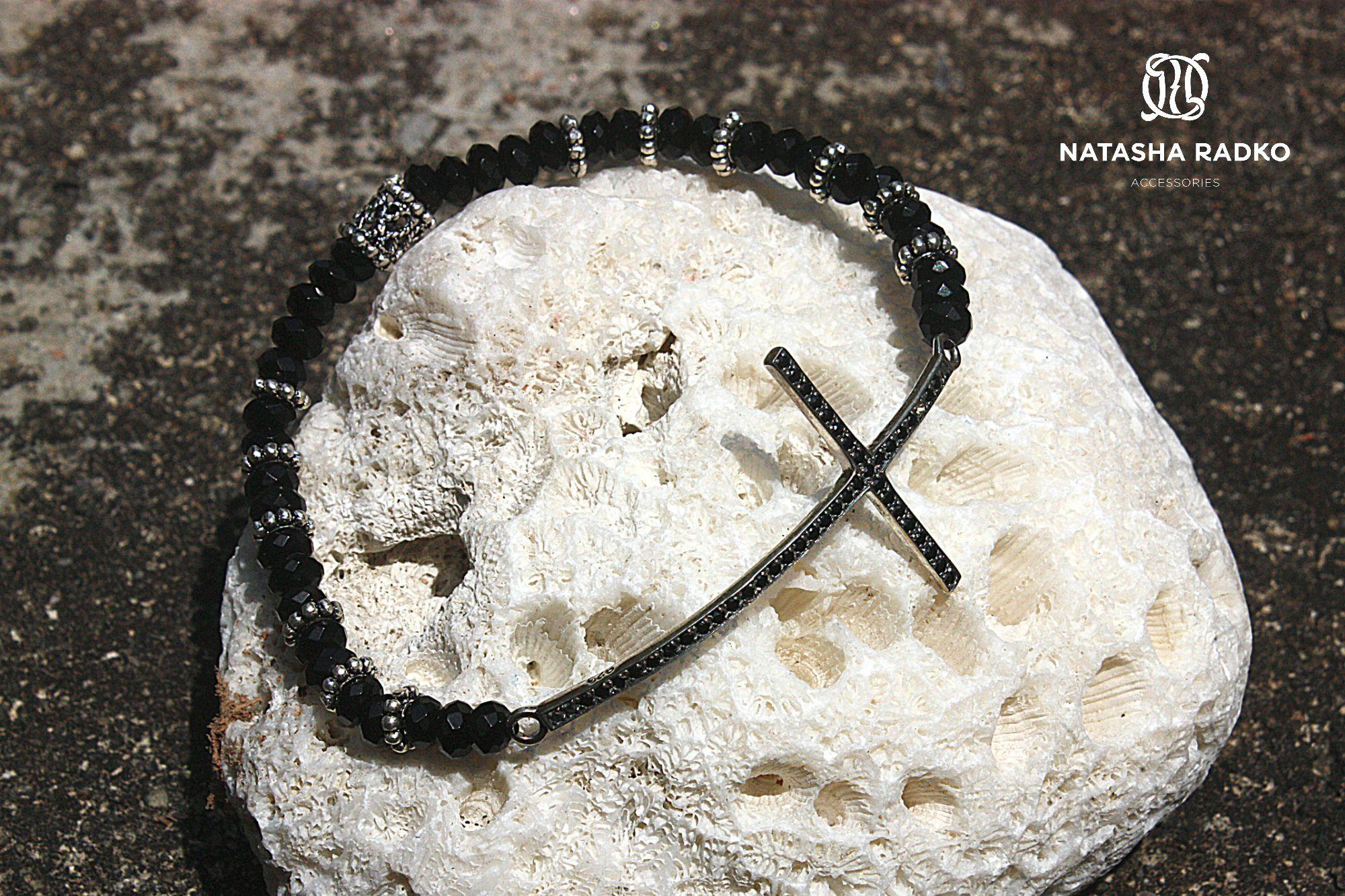 украшение браслет агат натуральные серебро камни подарок