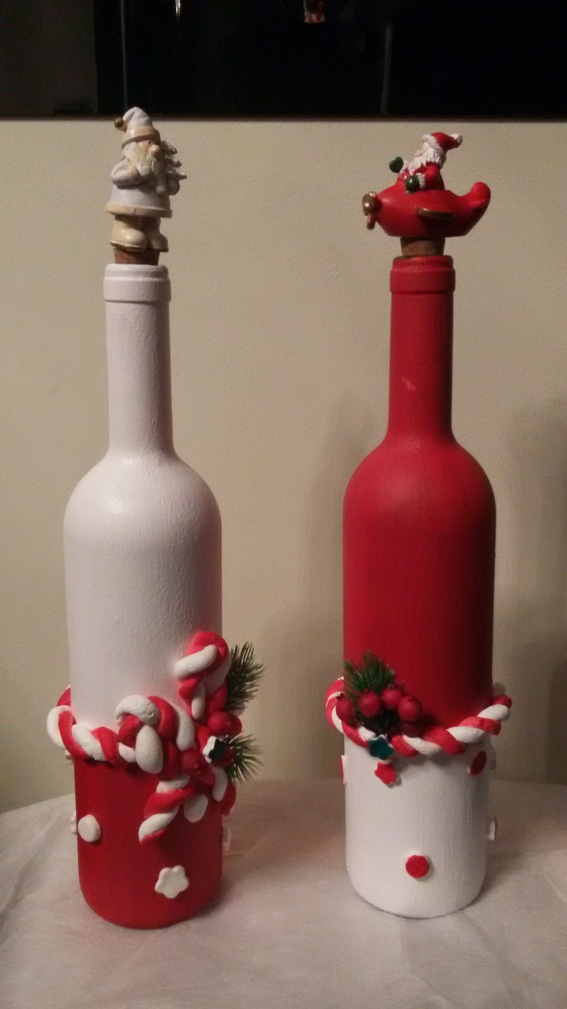 снег бутыль новыйгод год ёлка снеговик бутылка новый дед мороз снежинки