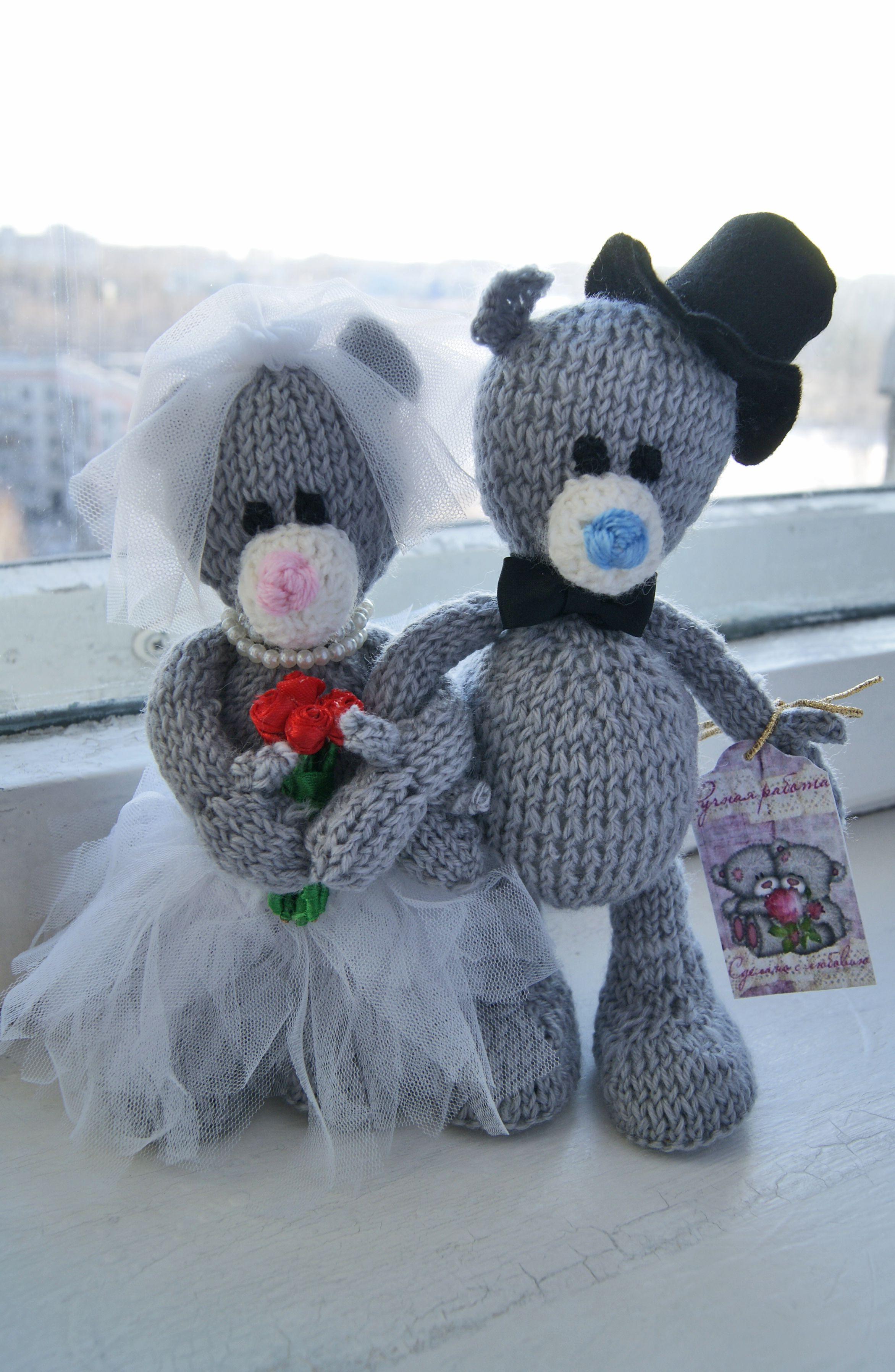 жених медведь мишка игрушка вязание уют женихиневеста вяжуназаказ. семья интерьернаяигрушка невеста тепло сувенир подарокнасвадьбу свадьба. тедди вяжутнетолькобабушки подарок вязаниеназаказ