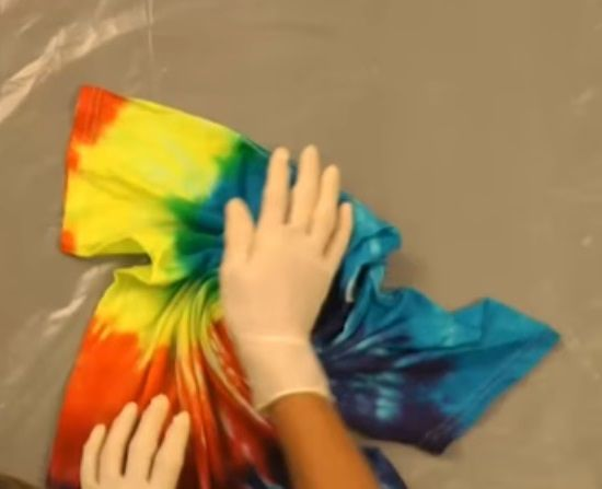 руками сам одежды дизайн футболка сделай как идеи вещиновое покрасить своими