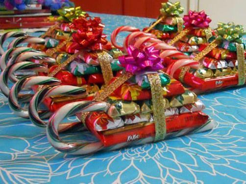 Сладкие подарки для детей своими руками 6