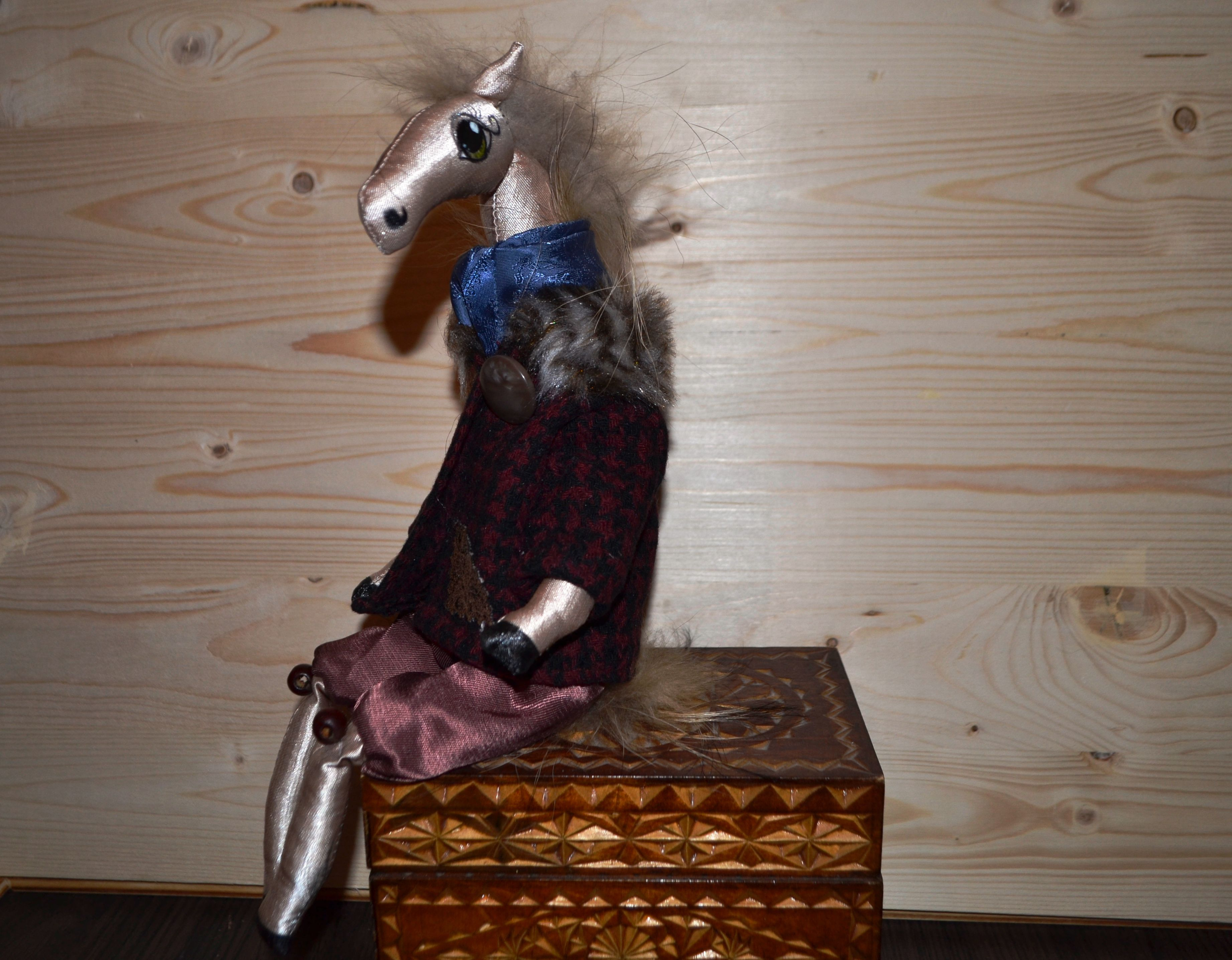 авторская интерьерная игрушка работа кукла текстильная