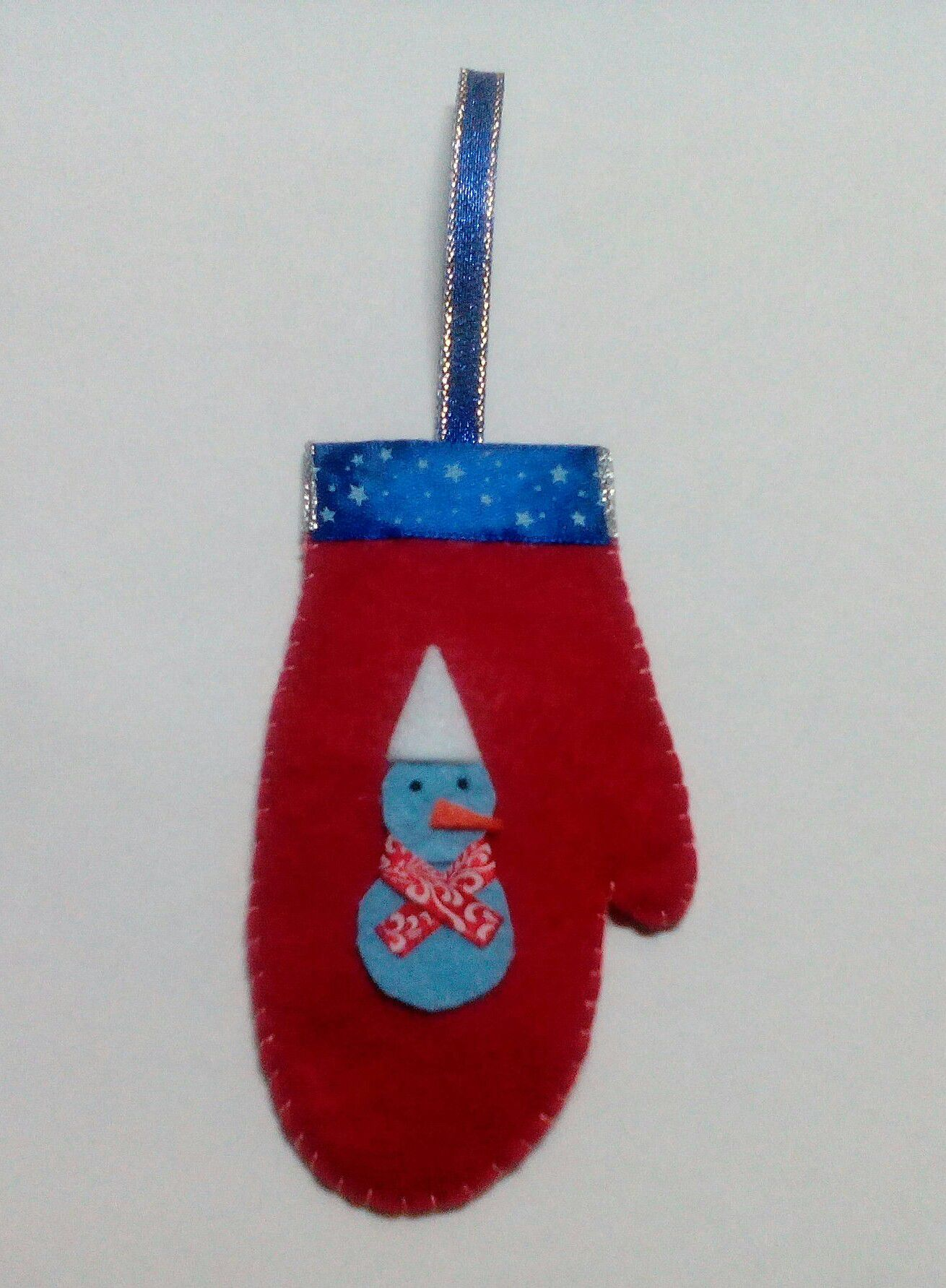 made подарки hand фетр атласная новый снеговик год лента игрушки