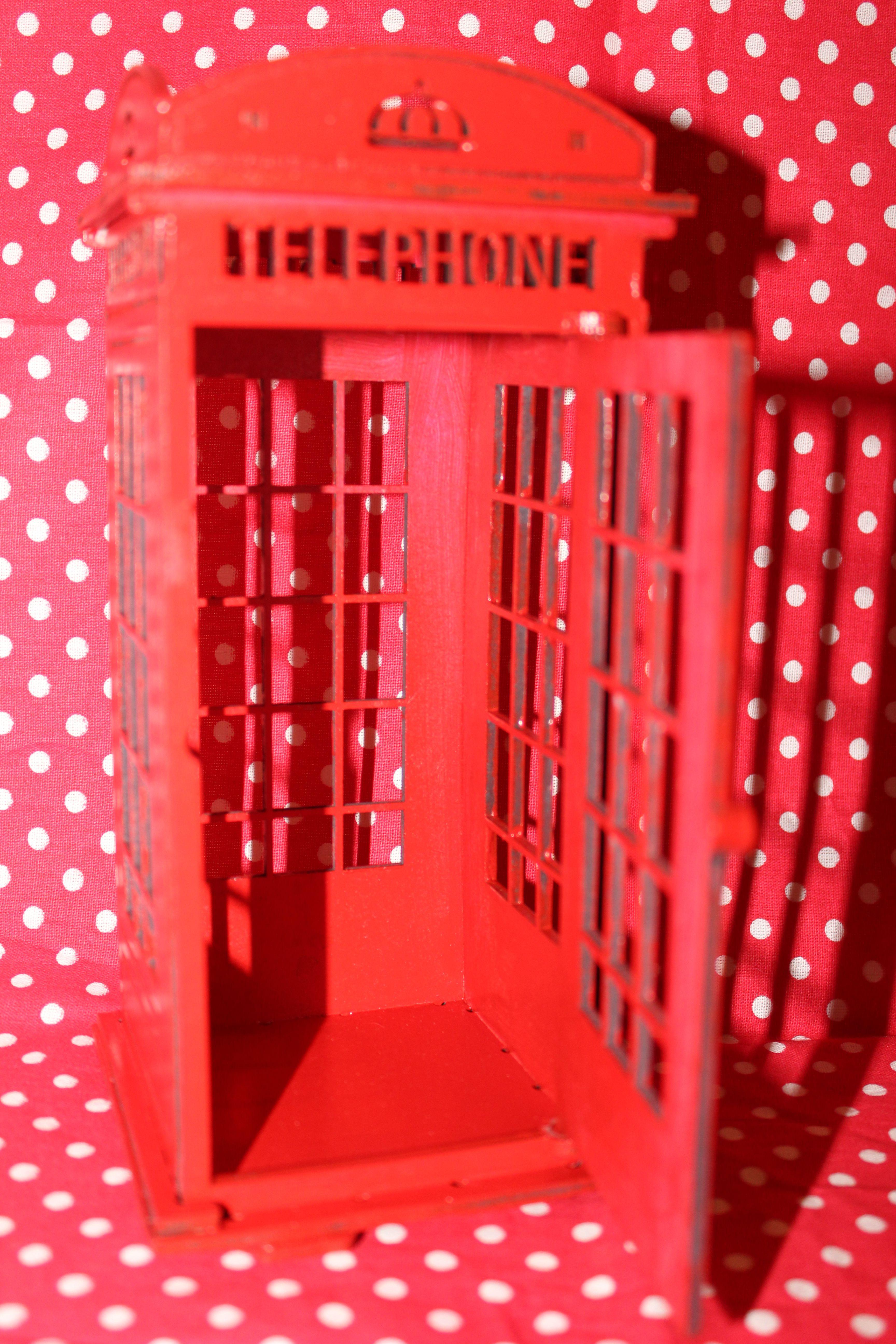 будка телефонная недорогие английская стиль сувениры фанеры подарки английский