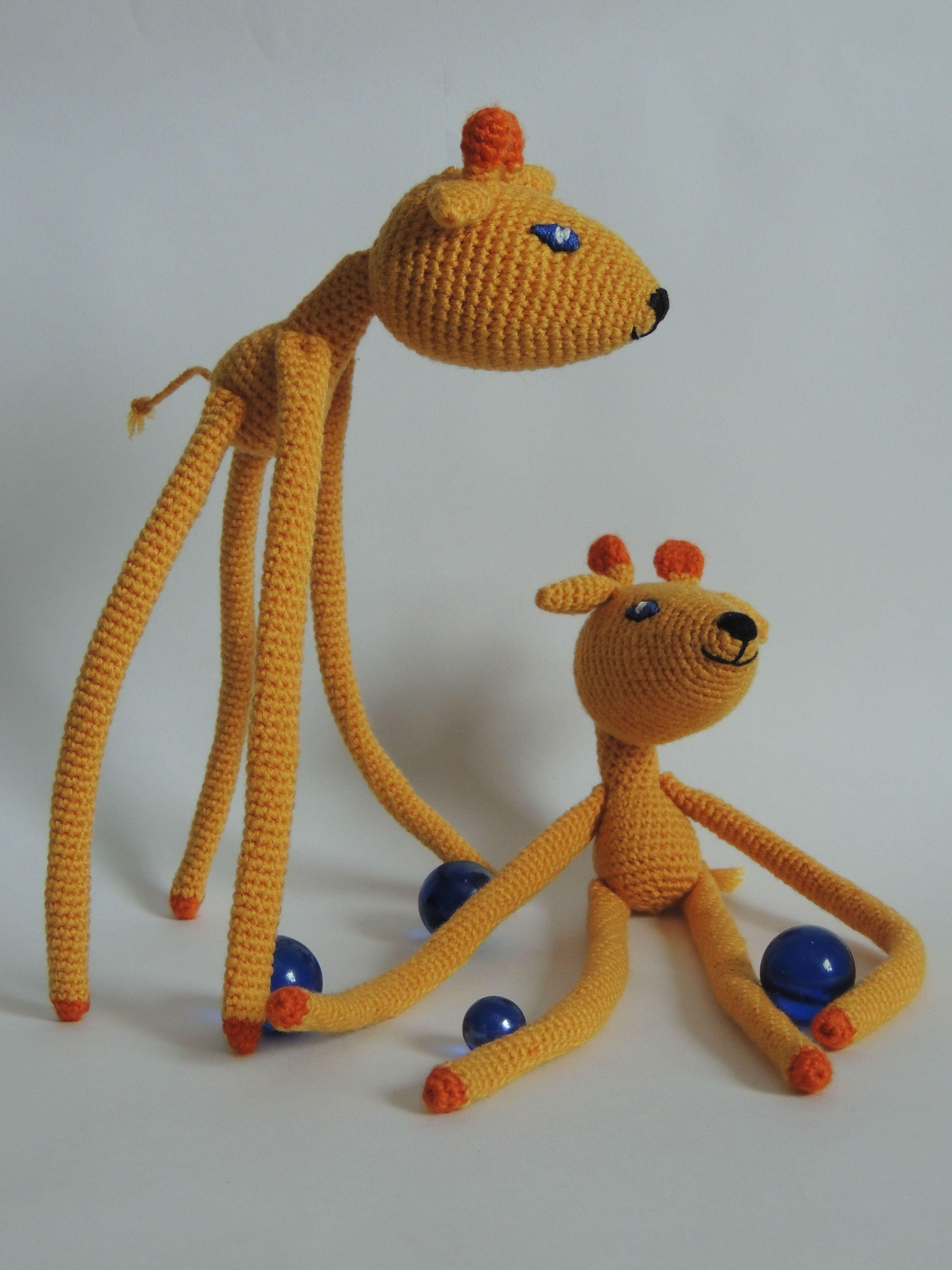 вдетскую жираф вязаныйжираф