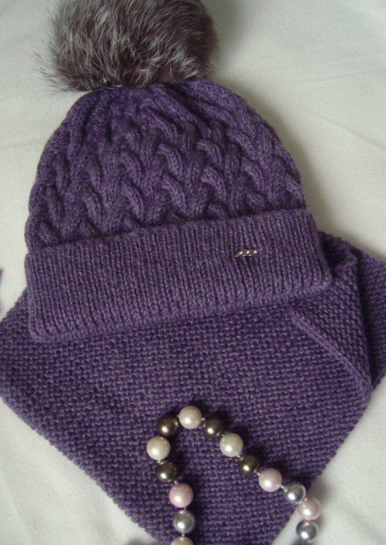 ручнаяработа вязание шапкаспомпоном handmade назаказ