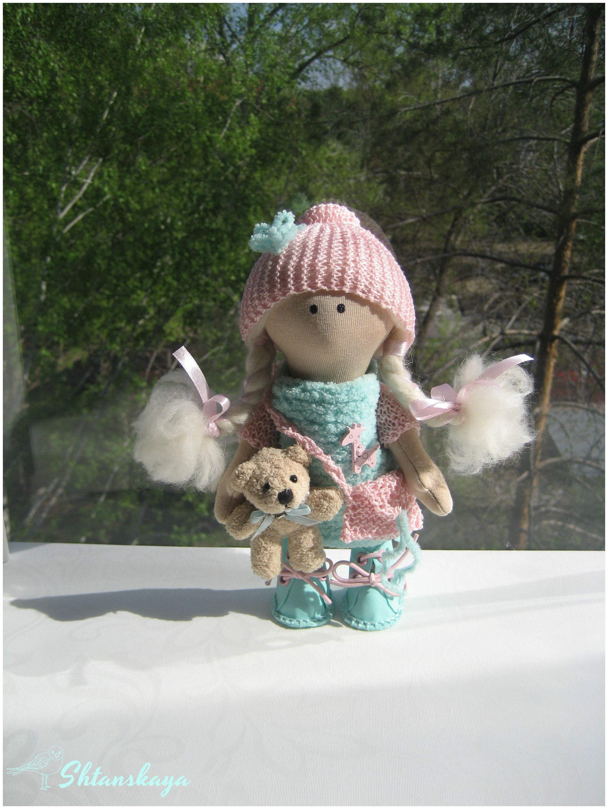 dolls кукла подарки handmade сувенир ручнаяработа интерьернаякукла дети