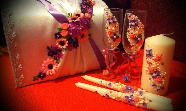 семейный очаг свечи декор свадебные букет бокалы сундук шеби праздник аксессуары роскошный дублер шик цветы любой