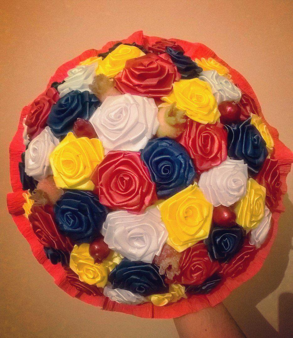 подарок букет украшение праздник розы свадьба