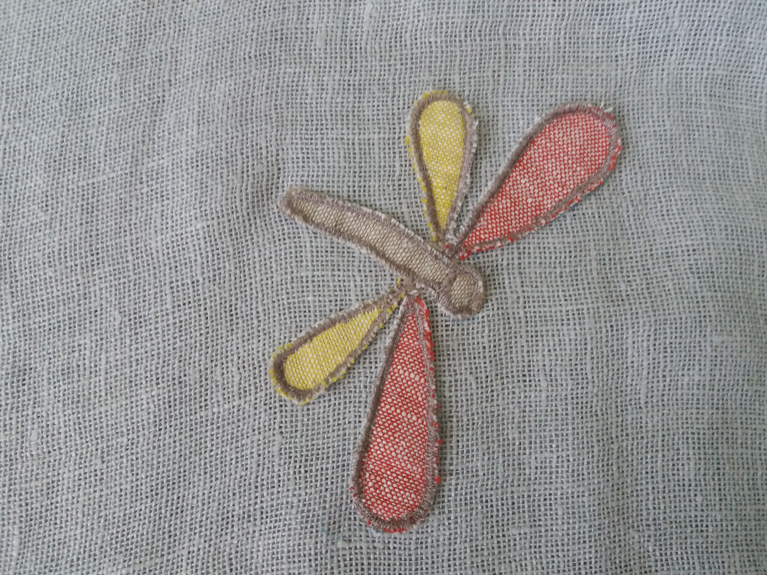 рукоделие одежда вышивка аппликация ручная любимаяблузка работаназаказ