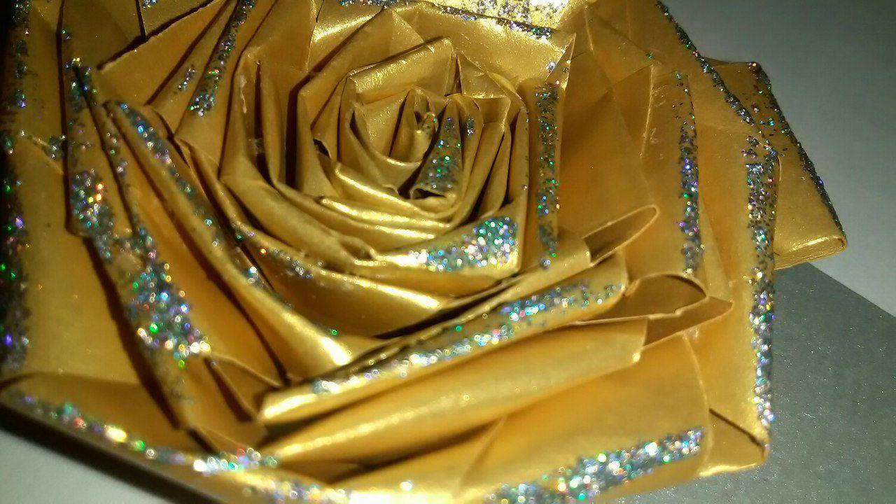 роза золотаяроза магнит красота